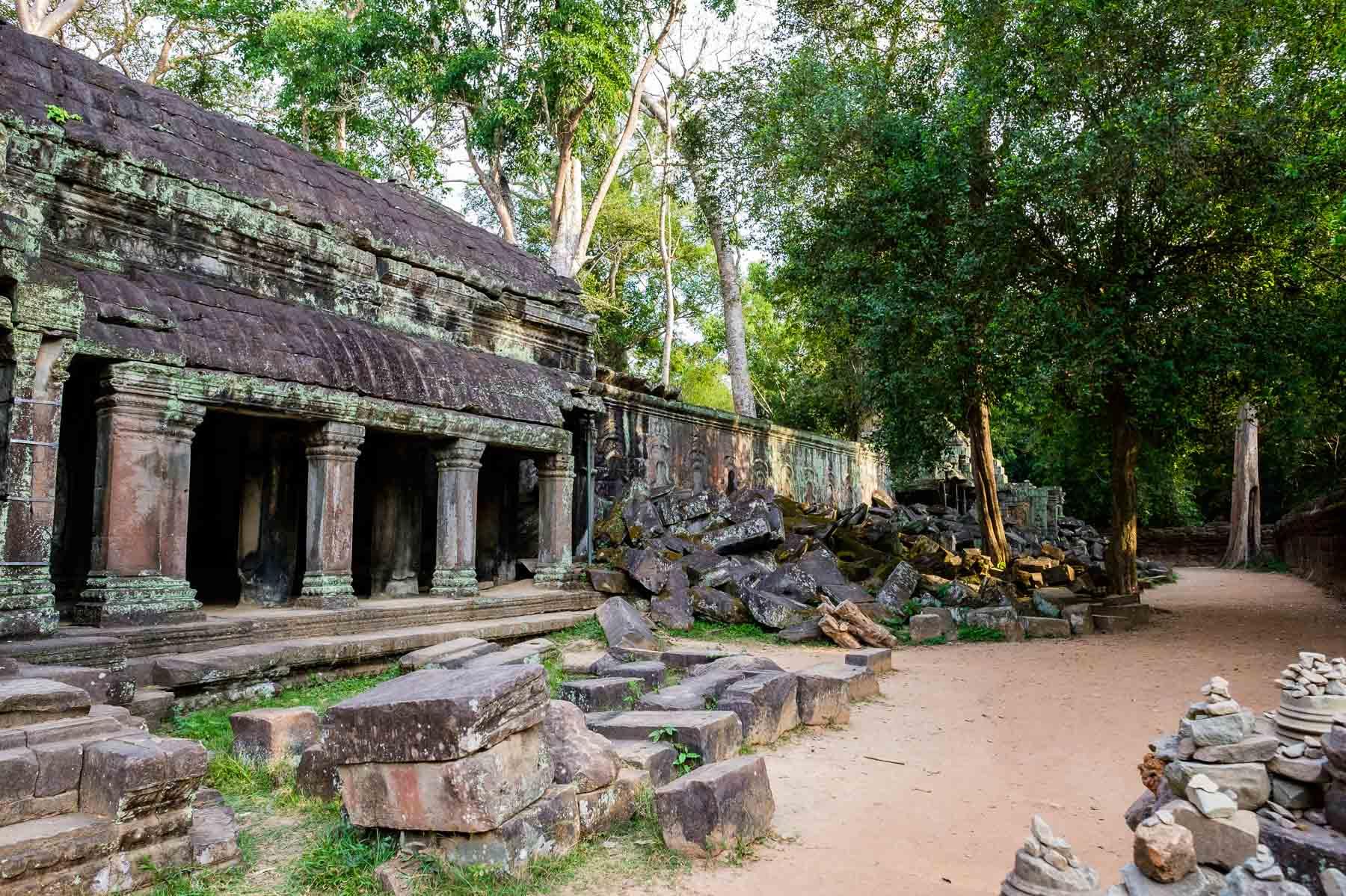 Ankor Thom Siem Reap