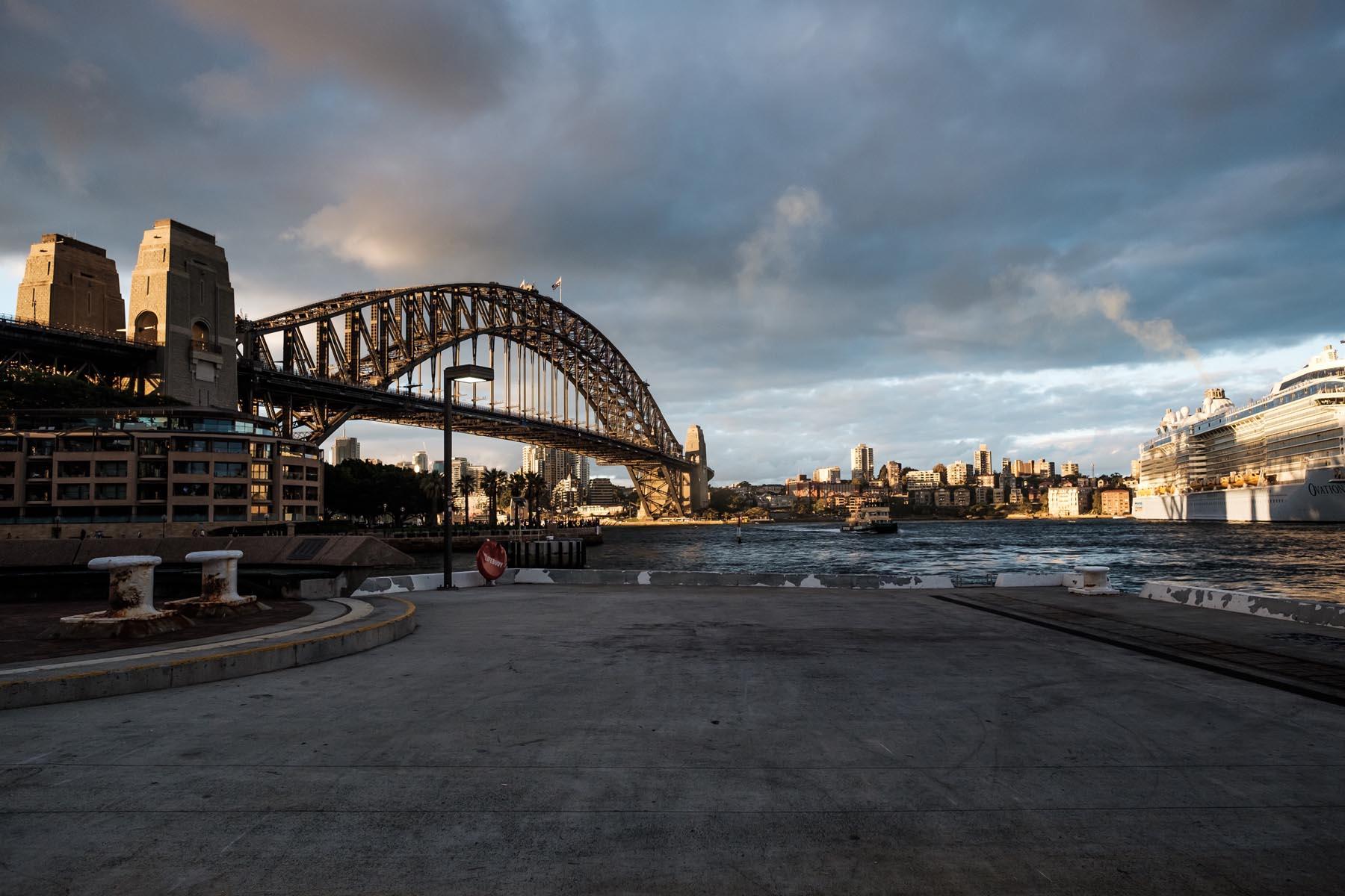bridge sydney Australia