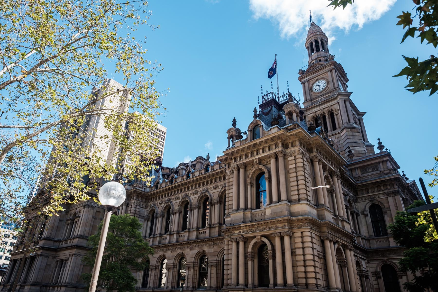 building in Sydney Australia
