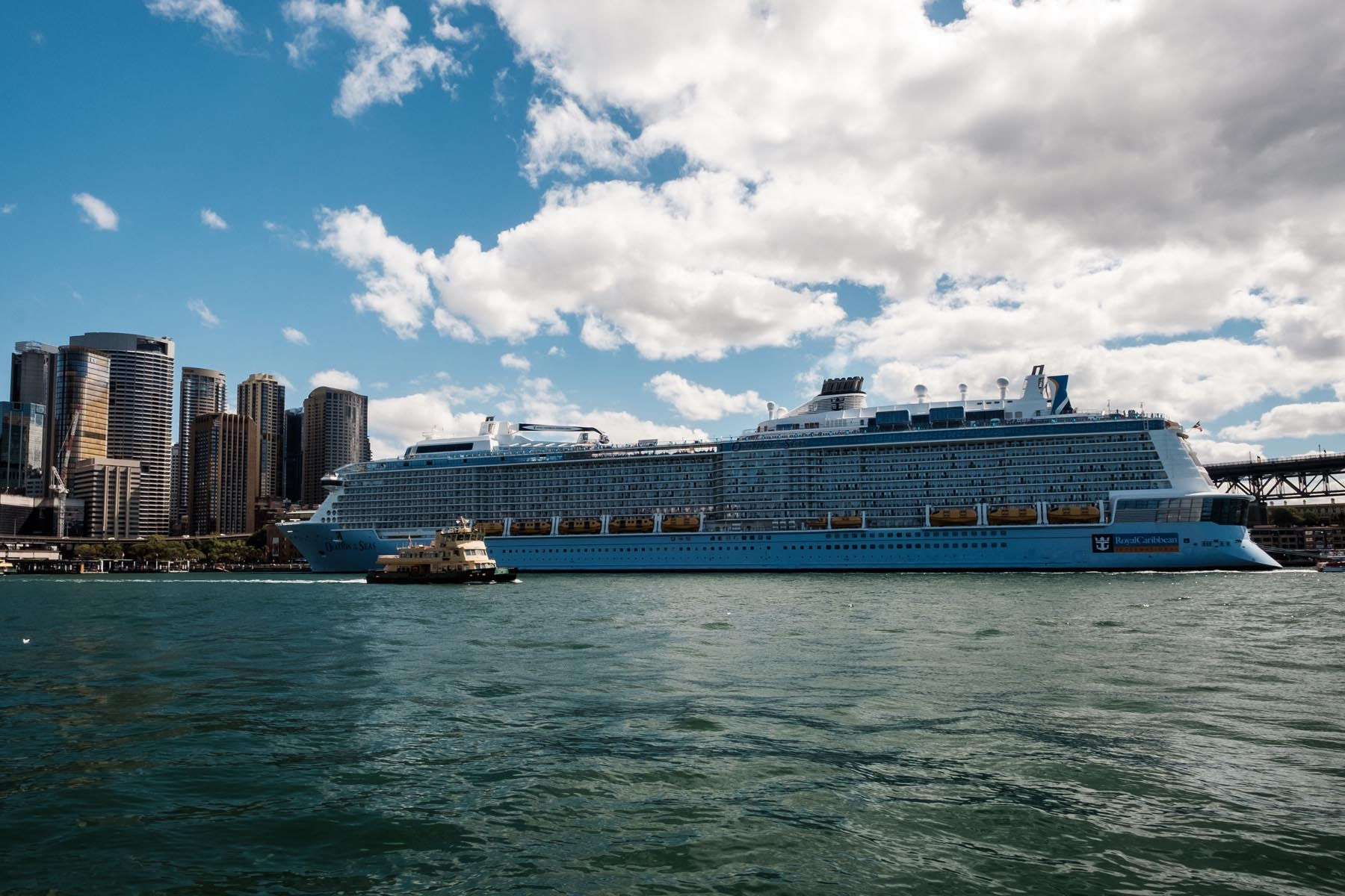 cruise ship sydney Australia