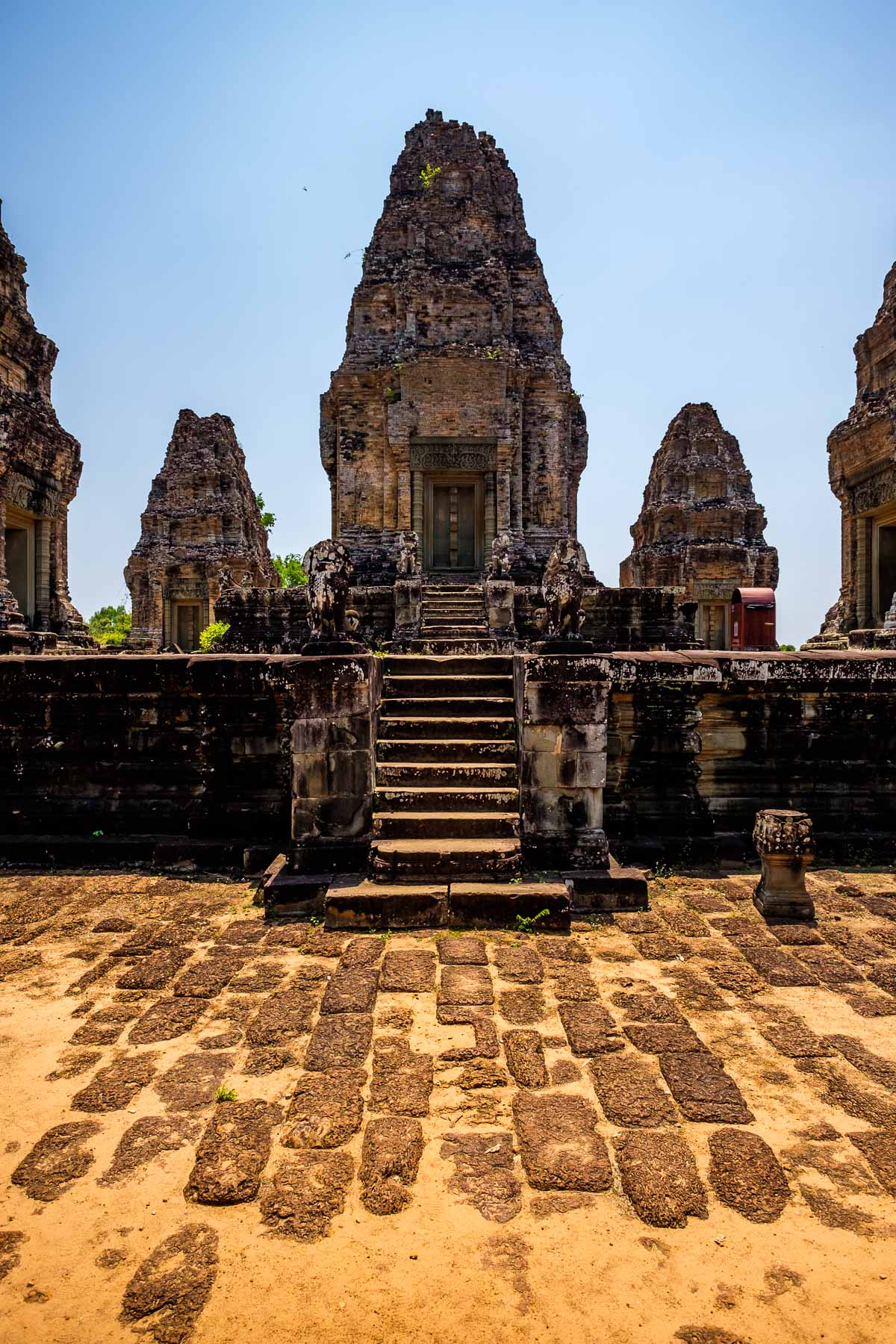 East Mebon temple Angkor