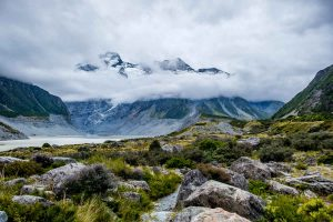 Mount Cook View New Zealand