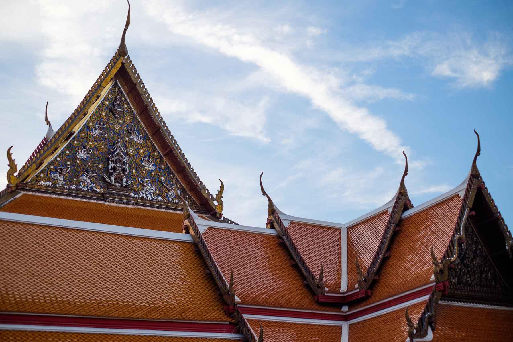 Roof design Bangkok Thailand