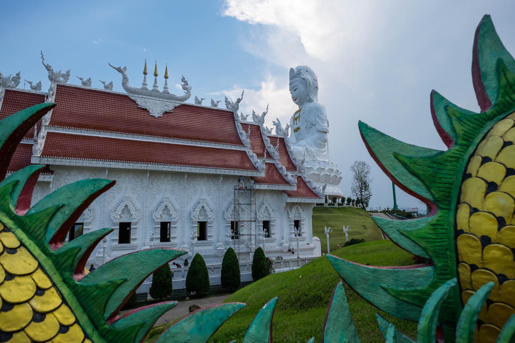 Wat Huay Pla Kung temple Chiang Rai