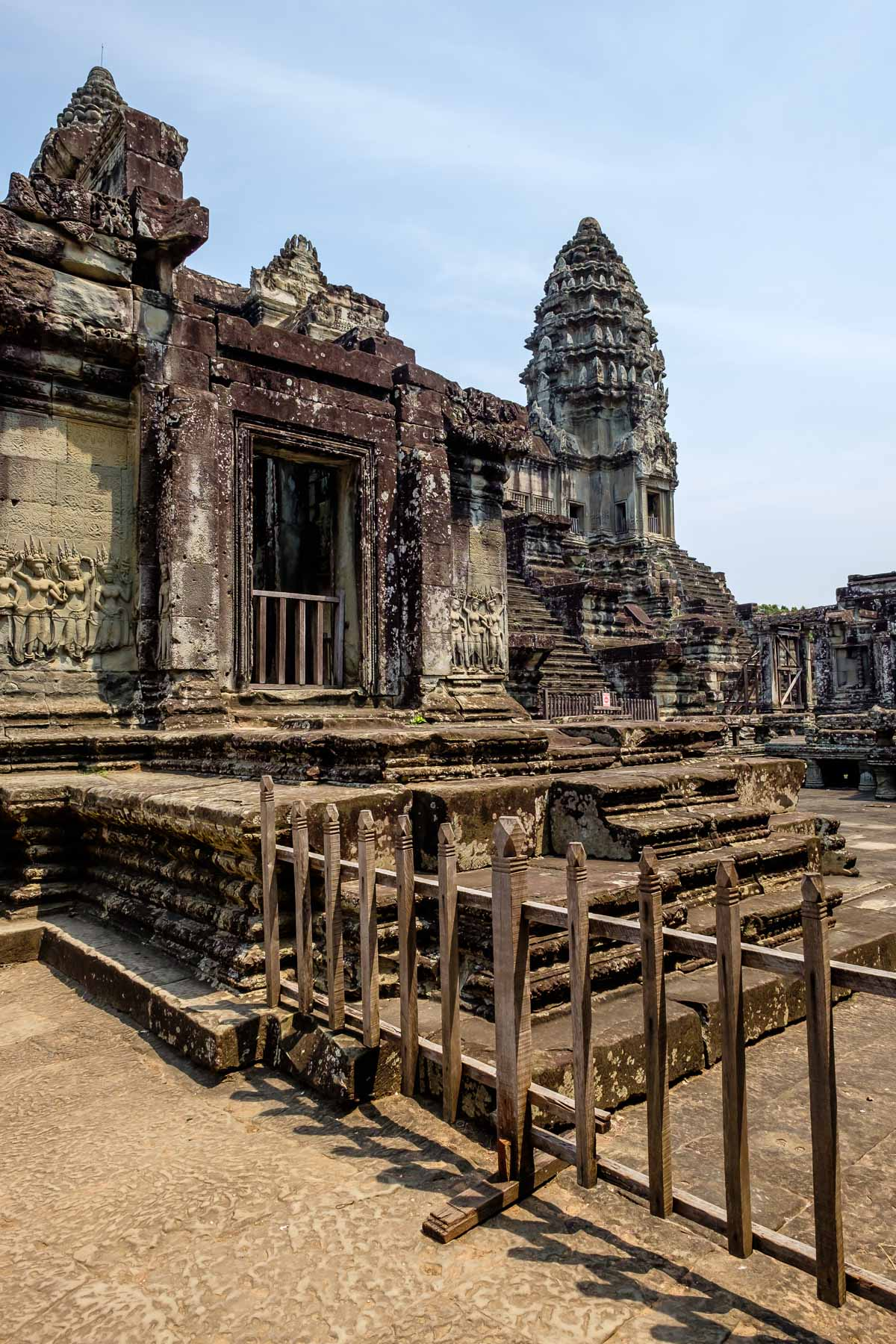 Buildings Angkor Wat