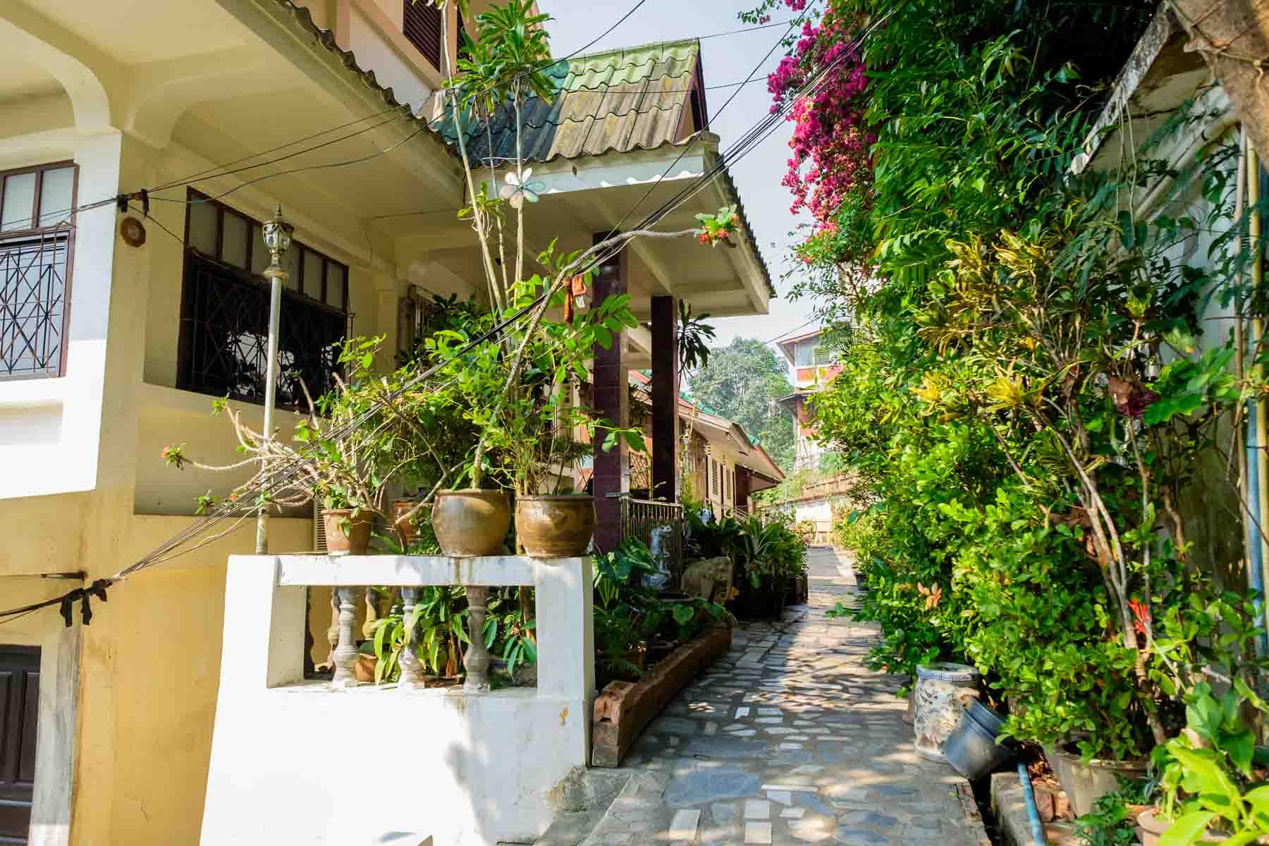 houses in doi suthep