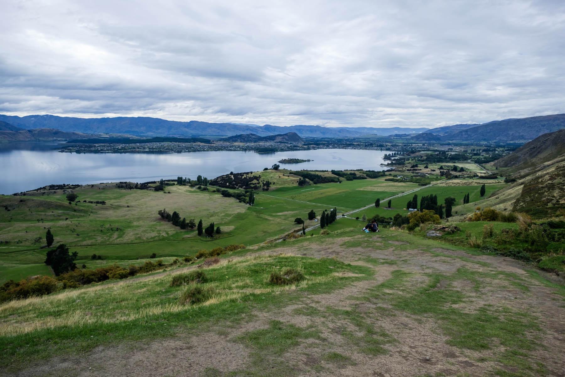 Roys Peak Trail Wanaka new zealand